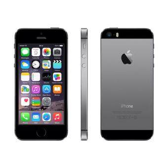 Harga (IMPORTED) Apple iPhone 5s 64GB LTE New Sealed Box (GREY)