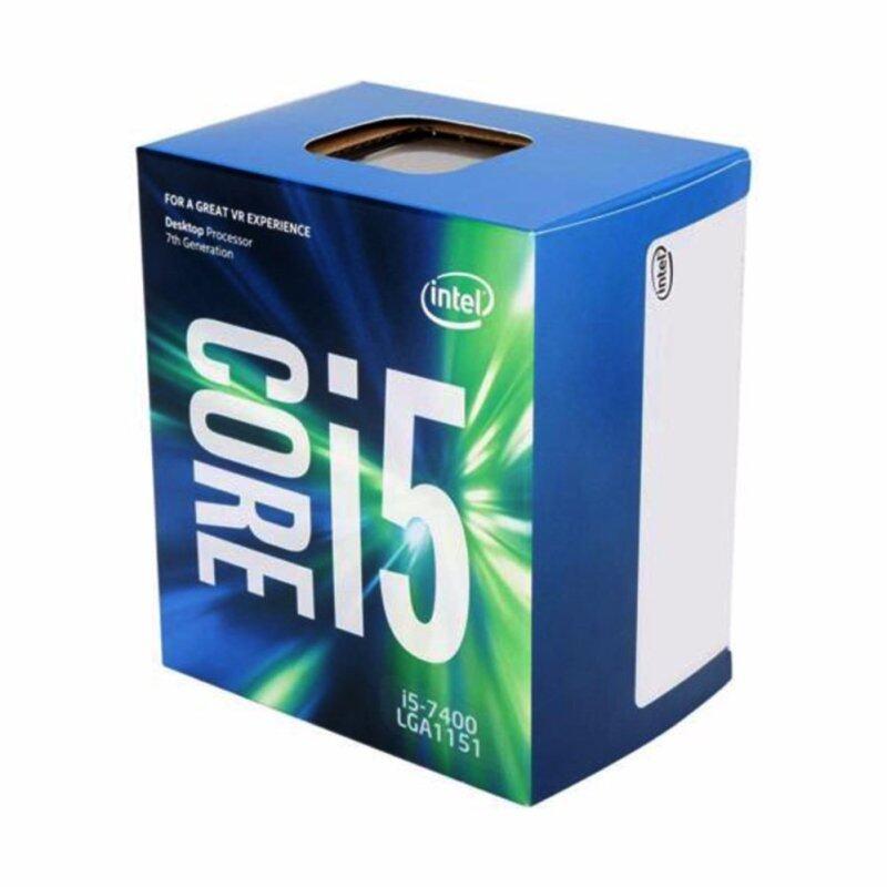 Buy INTEL I5-7400 3.0GHZ 6MB CACHE PROCESSOR 1151 Malaysia