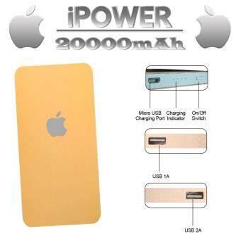 iPower Power Bank20000mAh/Portable/Batteries/Power/Dual/iPhone/iPad - 3