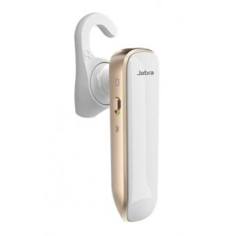 Jabra BOOST Wireless Bluetooth Headset (Gold) - Just talk all day long / Limited 2 Years Warranty