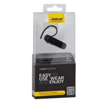 Harga Jabra Easy Go Bluetooth Headset (Black) F.O.C Travel Charger