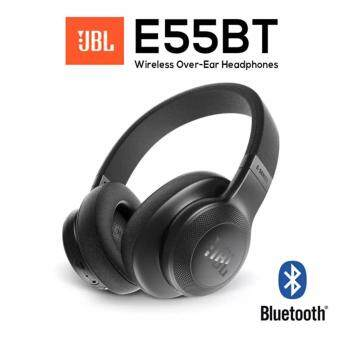JBL E55BT Wireless Bluetooth Over-Ear Headphones