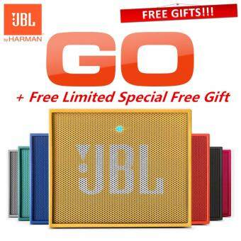 Harga JBL Go Portable Bluetooth Speaker + Limited Special Free Gift