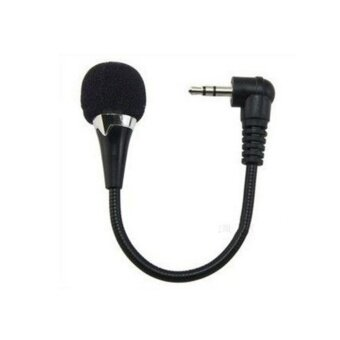JinGle Flexible 3.5mm Jack Microphone Speaker mini Mic PC LaptopNotebook Desktop skype