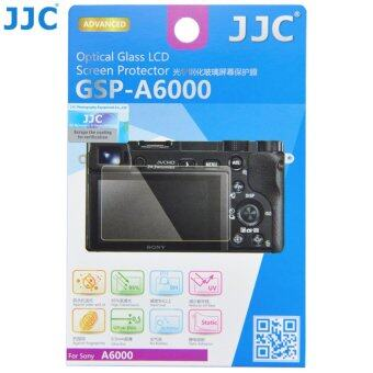JJC GSP-A6000 Optical Tempered Glass LCD Screen Protector for a5000 a6000 a6300 Cameras