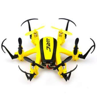 Harga JJRC H20H 2.4GHZ 4CH 6 AXIS GYRO MINI HEXACOPTER (YELLOW)
