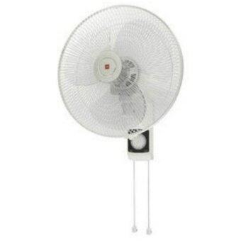"Harga KDK 16"" Wall Fan KU408 White"
