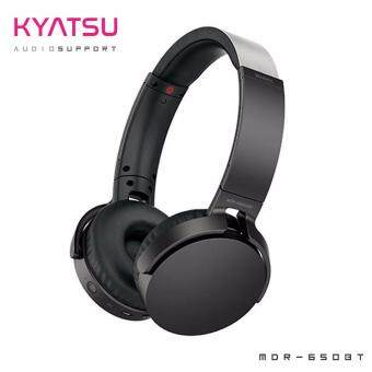 KYATSU - MDR650BT Hi-Q Extra Bass Bluetooth Heaphone With PhoneCall Function