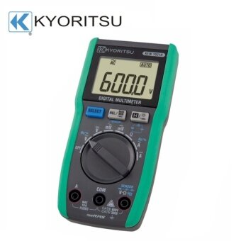 KYORITSU KEW1021R TRUE RMS Digital Multimeter
