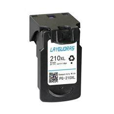 MYR 186 LAYGUDRAS PG 210XL CL 211XL Show Accurate InkLevel Remanufactured Ink Cartridge High Yield For PIXMA IP2702 IP2700 MP230 MP240 MP250 MP270 MP280