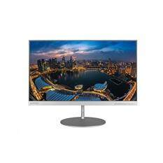 "Lenovo 23.8"" Screen LED-Lit Monitor Silver L24q-20 Monitor"