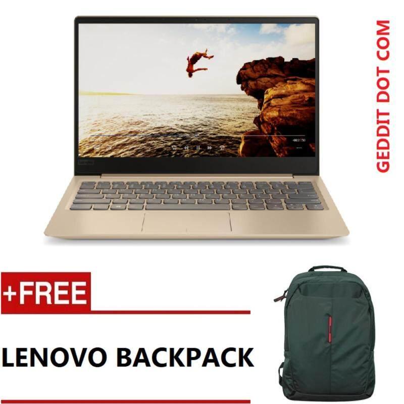 LENOVO 320S-13IKB SLIM NOTEBOOK 81AK000TMJ / 81AK000UMJ (i5-8250U, 4GB, 256GB SSD, 13.3 FULL-HD, MX150 2GB DDR5, W10, 2YR ON-SITE) FREE BACKPACK Malaysia