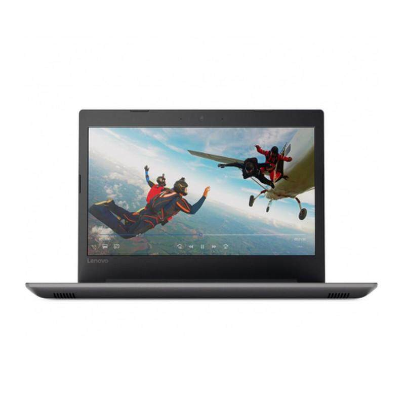 Lenovo IdeaPad 320-14AST 80XU000MMJ Laptop  AMD A4  4GB  500GB  Radeon R3 Graphic Integrated  14 - Black Malaysia