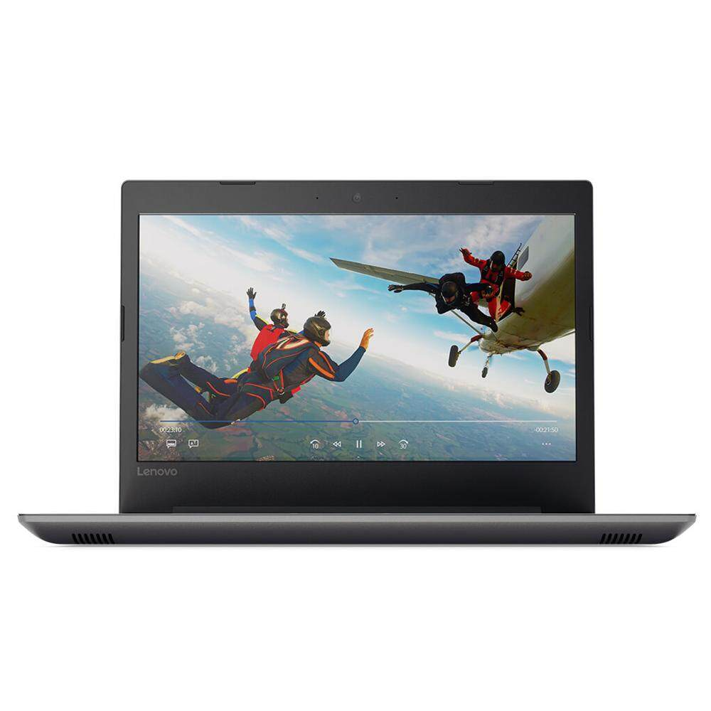 Lenovo Ideapad 320-14IKBN 80XK00YLMJ 14 Laptop Black (i5-7200U, 4GB, 1TB, GT920MX 2GB, DOS) Malaysia