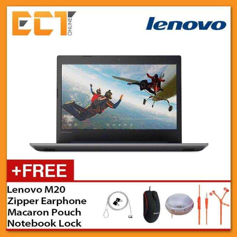 Lenovo Ideapad 320-14ISK 80XG005VMJ Laptop (i3-6006u 2Ghz,1TB,4GB,HD 520,14,DOS) - Black Malaysia