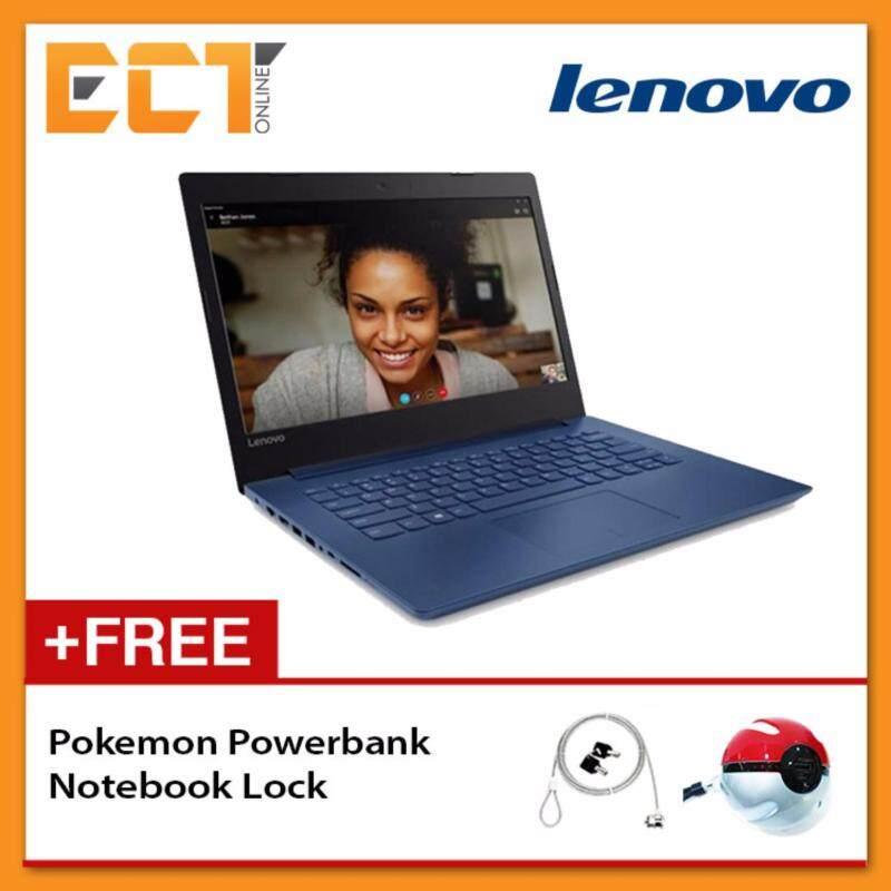 Lenovo Ideapad 320-15IKBN 80XL0098MJ Laptop (i5-7200U 3.1Ghz, 2TB,4GB,NVIDIA GT940MX-2GB,15.6FHD,W10) - Blue Malaysia