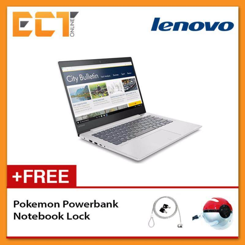 Lenovo Ideapad 320s-14IKB 80X4004PMJ Laptop (i5-7200U 3.1Ghz, 1TB,4GB,NVIDIA GT920MX-2GB,14FHD,W10) - Grey Malaysia