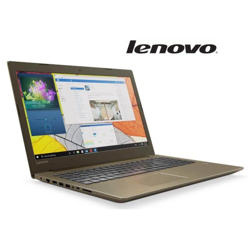 Lenovo IdeaPad 520-15IKB 80YL006AMJ Laptop(i7-7500U/4GB/128GB+1TB/NVD 940MX 4GB/15.6˝FHD/W10)Bronze Malaysia