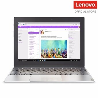 Lenovo MIIX 320-10ICR 32GB EMMC 80XF00CWMJ (Intel ATOM x5-Z8350) - Platinum Malaysia