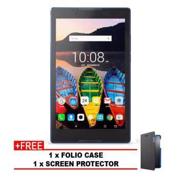 Malaysia Prices Lenovo Tab3 8 TB3-850M [Dual Sim LTE/16GB ROM/2GB RAM] Original Lenovo Malaysia Set + Free Lenovo Folio Case & Screen Protector worth RM79