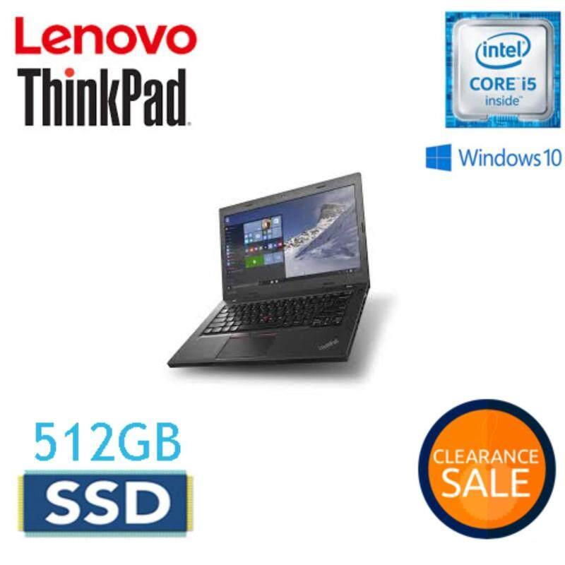 LENOVO THINKPAD L460 (CORE I5 6th GEN) 8GB DDR4/ 512GB SSD Malaysia