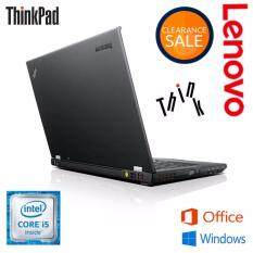 LENOVO THINKPAD T430 (CORE I5 -VPRO) BOX PACK-ORIGINAL REMANUFACTURED Malaysia