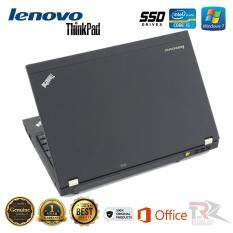 LENOVO THINKPAD X220 - 12.5 - INTEL CORE i5 - 2520M CPU 2.5 GHz MAX TURBO BOOST 3.2 GHz  - 4 GB RAM - 128 GB SSD - WNDOWS 7 PRO 64 BIT - 1 YEAR WARRANTY Malaysia