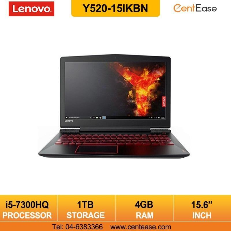 Lenovo Y520-15IKBN Gaming Laptop Notebook- GTX 1050 DDR5 Graphic/ Intel Core i5 Malaysia