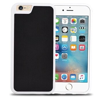 Harga LIKGUS Anti-Gravity Selfie Case Cover Magical Nano Sticky For AppleiPhone 6 Plus/ 6s Plus - White