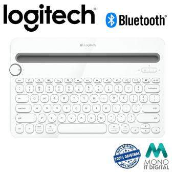 Logitech Bluetooth Multi-Device Keyboard K480 (Original Logitech Malaysia)