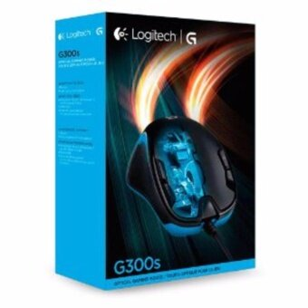 Logitech G213 Gaming Keyboard and Logitech G300S Gaming Mouse