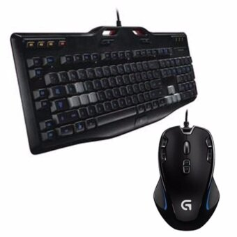 Harga Logitech G213 Gaming Keyboard and Logitech G300S Gaming Mouse
