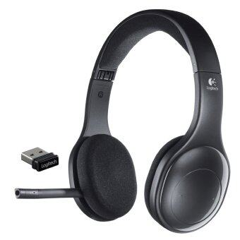 Harga Logitech H800 Bluetooth Wireless Headset (981-000337)