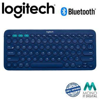 Logitech K380 Multi-Device Bluetooth Keyboard (Original Logitech Malaysia)