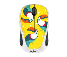 LOGITECH PARTY COLLECTION M238 WIRELESS MOUSE (TOUCAN) Malaysia