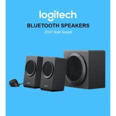 Logitech Z337 Bold Sound With Bluetooth Multimedia Computer Speaker Malaysia