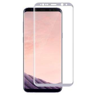 Harga LUOWAN Galaxy S8 Plus Tempered Glass Screen Protector,3D FullCoverage Screen Protector for Samsung Galaxy S8 Plus (White)