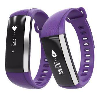 M2 Smart Band Heart Rate Blood Pressure Pulse Meter BraceletFitness Watch Smartband for iOS Android PK Fitbits ID107 Fuelband