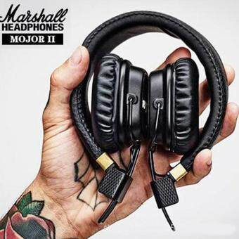 Harga Marshall Major II Stereo Noise Isolating Over-Ear Headphones with Mic