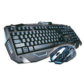 Harga Marvo KM400 Scorpion Gaming Keyboard with Mouse
