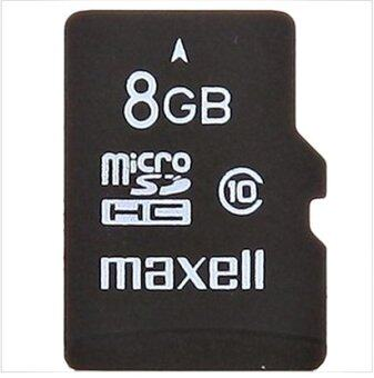 Harga Maxell Micro SD Class 10 With Adapter 8GB