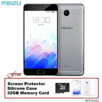 Harga Meizu M5 Note [5.5?LTE/4G, 3GB + 32GB, 13MP+5MP, 4000mAh Battery]