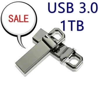 Might&Sight Flash Drive real capacity pen Drive 1TB thumbpendrive usb 3.0 memory stick u disk (Silver)