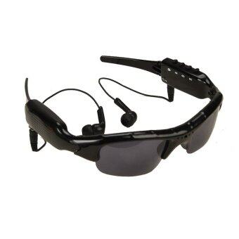 Mini DVR SPY Sunglasses Camera Audio Video Recorder Mini CameraCamcorder Video Recorder 1080P HD Camera Glasses Video RecordingSport Sunglasses DVR Eyewear
