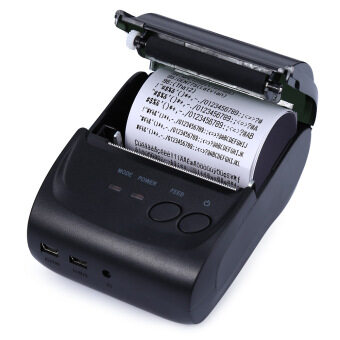 Harga Mini Portable Android Bluetooth 58mm Thermal Receipt Printer EUPLUG