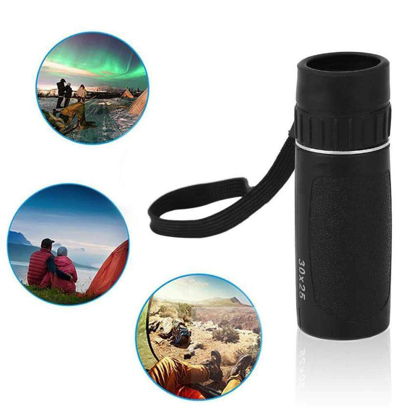 Harga Mini Portable Telescope Optics Zoom HD Monocular Spy Night VisionWide Angle
