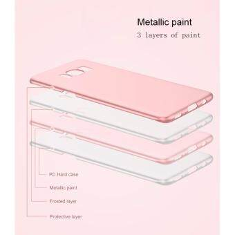 MISSCASE Silky feel PC protect hard case cover for Samsung GalaxyS8 plus Fashion Bright colors - 3