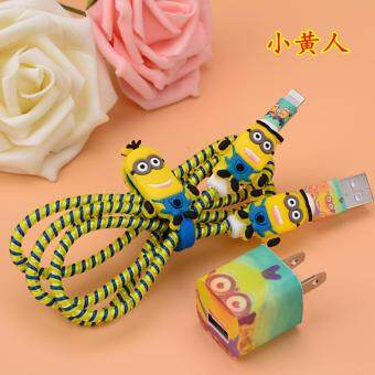 Harga Mobile Cable Protect Cover - Minions