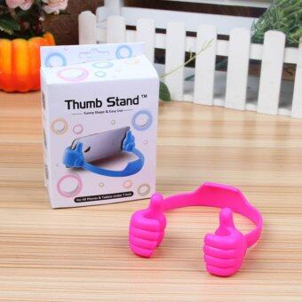Mobile Phone Holder Bed Thumb Smartphone Tablet Accessory Mount Stand Support Desk Desktop Table Stents - (Intl) - 2