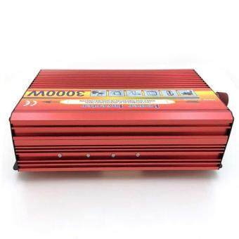 Harga Modified sine wave Power inverter 3000W 12V DC to AC 220V convertercharger